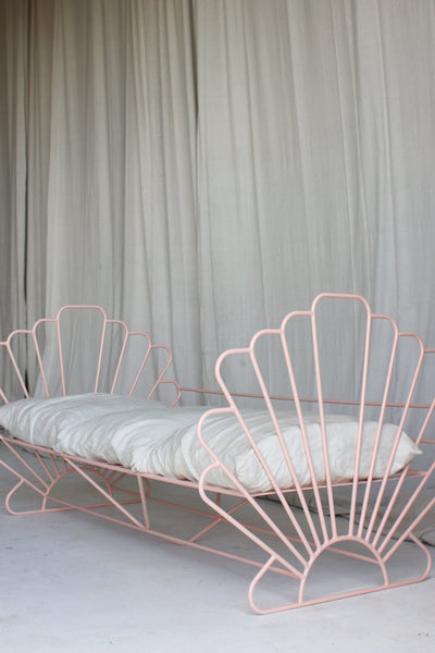 Sitting Pretty - 'On The Beach' Shell Daybed