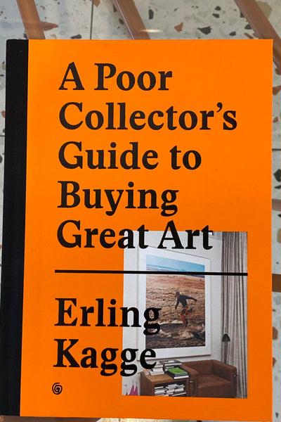 Book - A Poor Collectors Guide to Buying Great Art