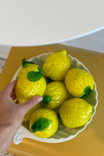 Glass Lemon