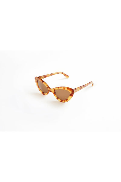 Valentina Sunglasses - Honey Tort
