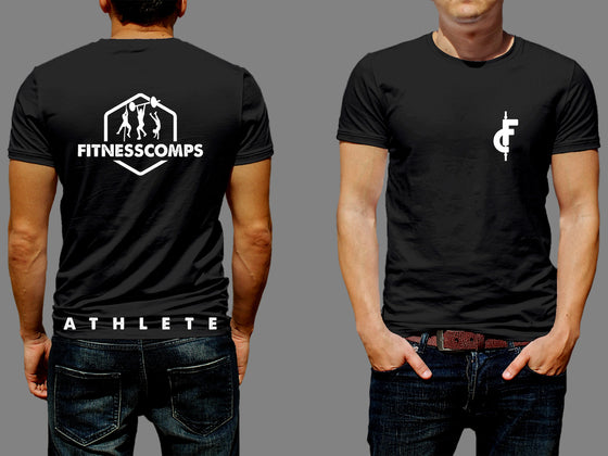 Original FitnessComps Tee - Men's
