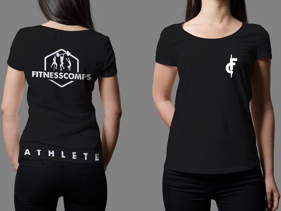 Original FitnessComps Tee - Women's