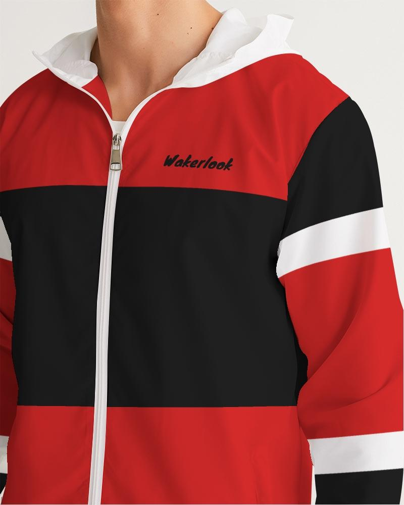 Wakerlook Men's Classic Windbreaker