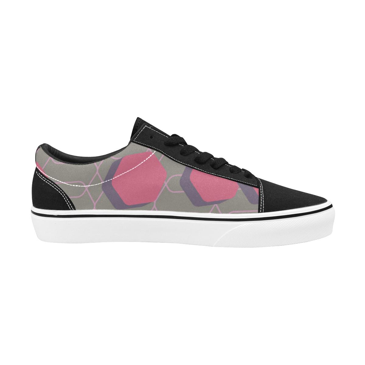Women's Lace-Up Wakerlook Canvas Shoes