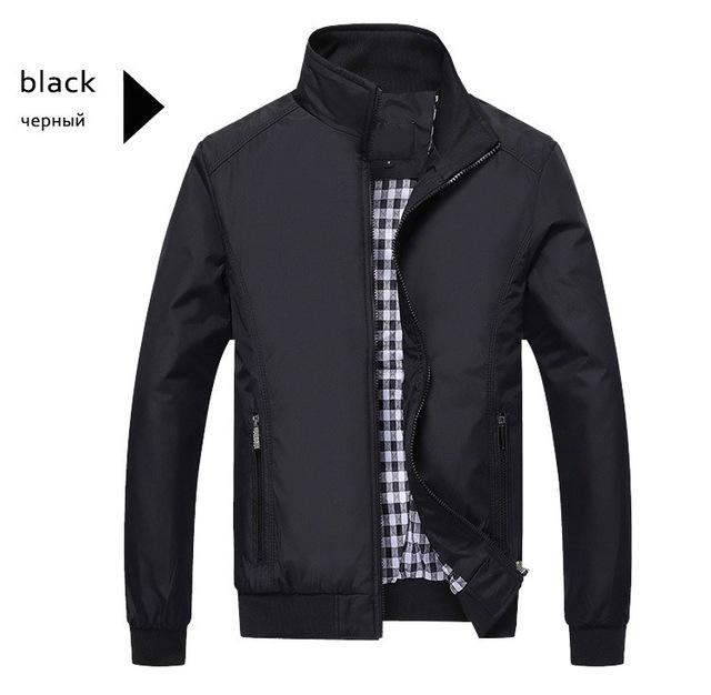 Jacket Men Fashion Casual