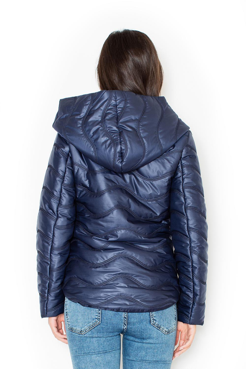 Blue Katrus Jackets & Coats