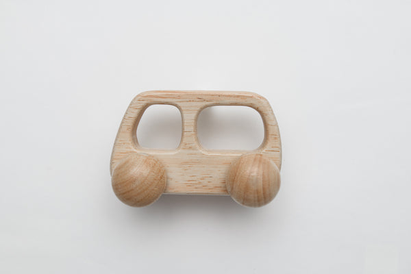 Wooden Toy Car/Bus