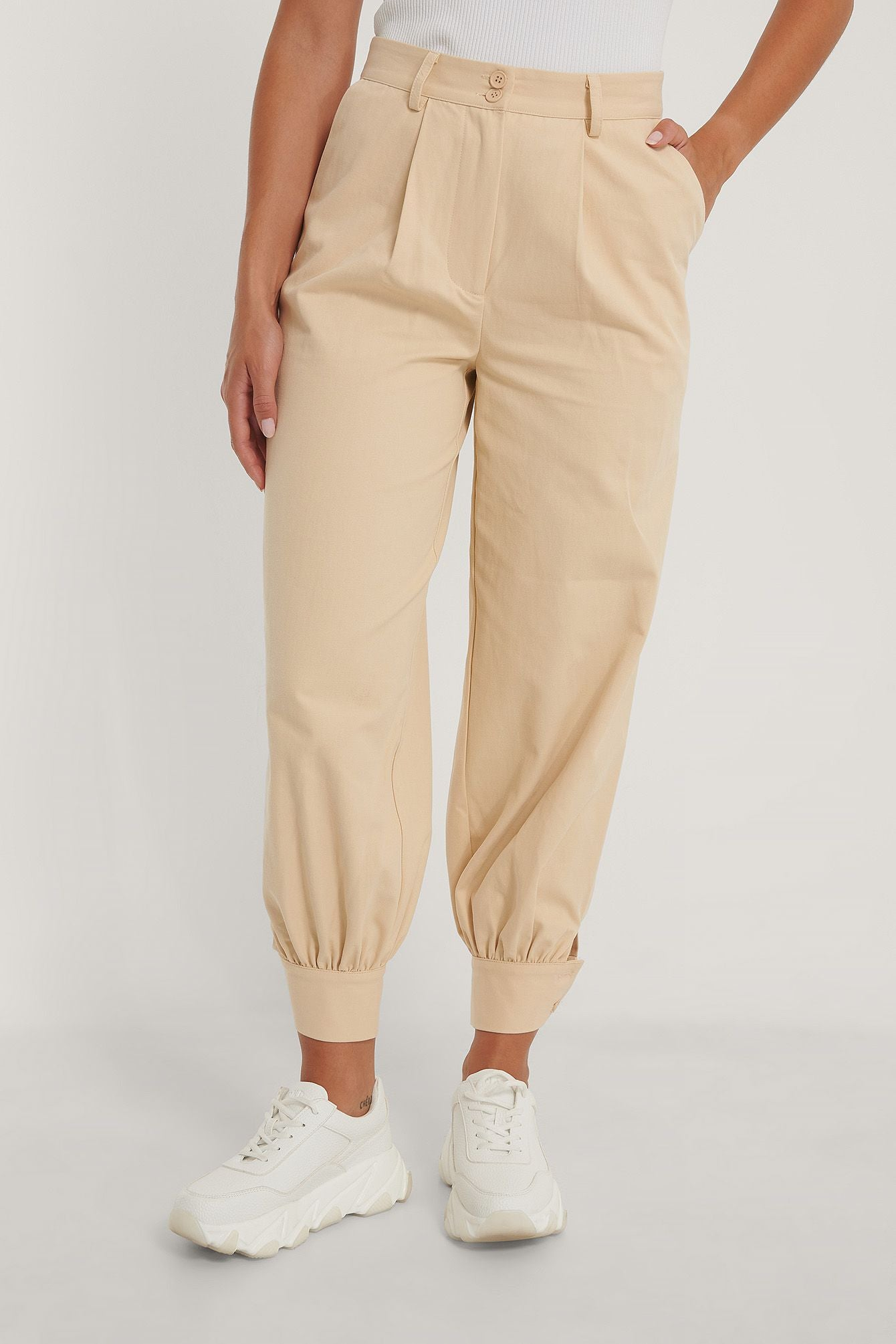 Cocoon Oversized Pant