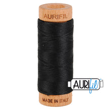 Load image into Gallery viewer, Aurifil 80wt Cotton Thread - Neutral Options