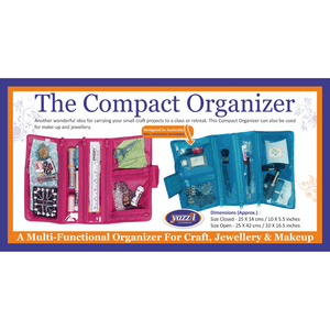 Yazzii Compact Craft Organizers (5 color options)