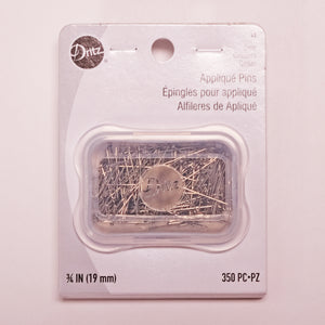"Applique Pins by Dritz - 3/4"" 350ct"