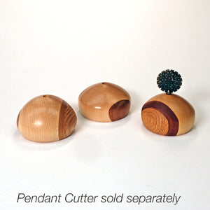 Handcrafted Thread Cutter Base — Small or Large