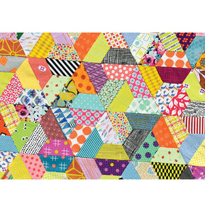 Postcard Project #13: Half Hex from Jen Kingwell Designs