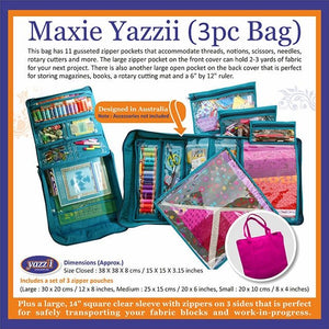 Maxie Yazzii 3-pc. Set (5 color options)