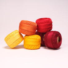 Load image into Gallery viewer, Presencia Perle Cotton #12 - Warm Color Options