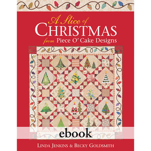 A Slice of Christmas Digital Download eBook