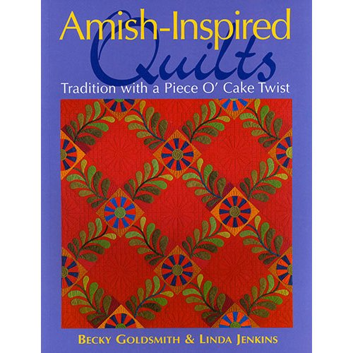 Amish-Inspired Quilts (Print-On-Demand)
