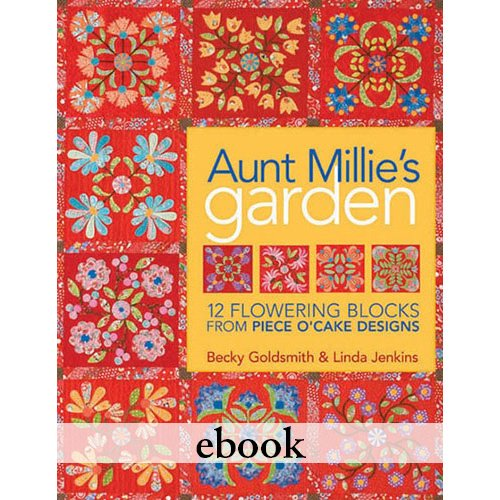 Aunt Millie's Garden Digital Download eBook
