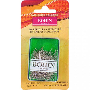 Bohin Sequin Pins - 1/2""