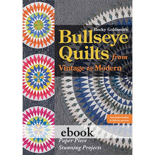Load image into Gallery viewer, Bullseye Quilts from Vintage to Modern Digital Download