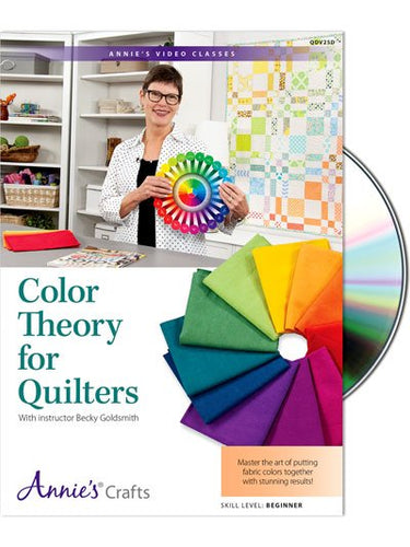 Color Theory for Quilters - DVD