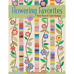 Flowering Favorites (Print-On-Demand)