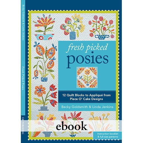 Fresh Picked Posies Digital Download