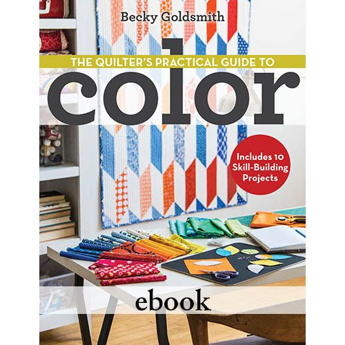 The Quilter's Practical Guide To Color Digital Download