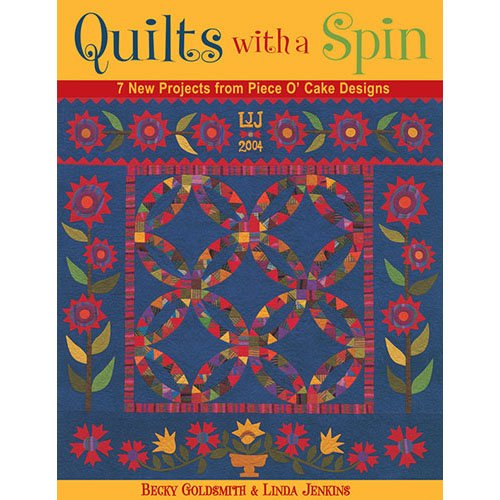 Quilts with a Spin (Print-On-Demand)