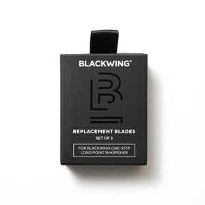 Blackwing One-Step Sharpener Replacement Blades
