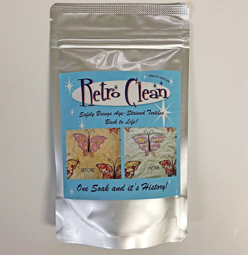 Retro Clean - 1 lb package