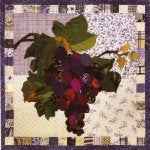 Simply Delicious Digital Download - Block 12 - Gorgeous Grapes
