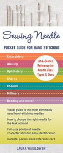 Sewing Needle Guide for Hand Stitching