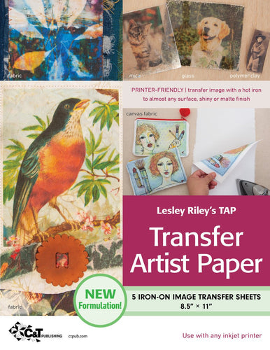 TAP Transfer Artist Paper 5-Sheet Pack