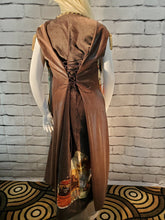 Load image into Gallery viewer, Eiffel Tower Steampunk WhmZcoat: Plus Size