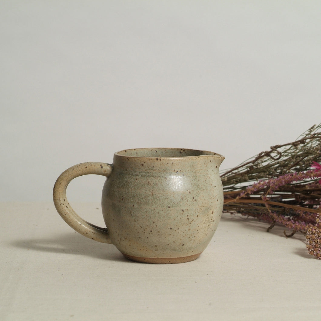 Meadow green jug