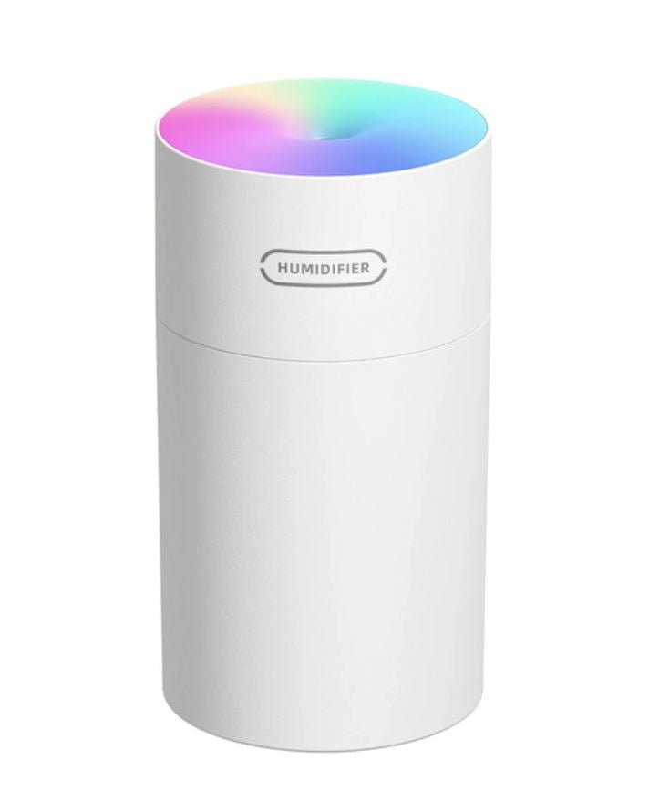 Humidificador Led Aromaterapia