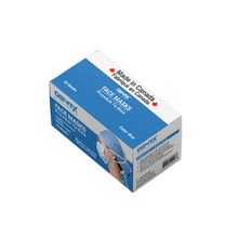 Load image into Gallery viewer, ASTM Level 3 Face Mask with Tie-back -25 masks per box