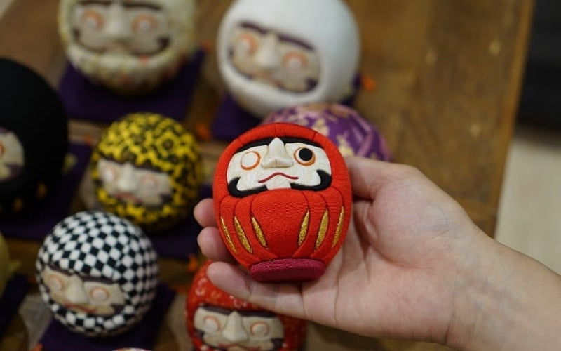 What's a Daruma Doll and How Did It Become a Symbol of Good Luck in Japan?