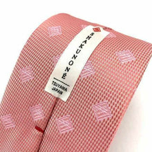 Load image into Gallery viewer, [Tie] Tie Emon (Pink) | Kai Silk