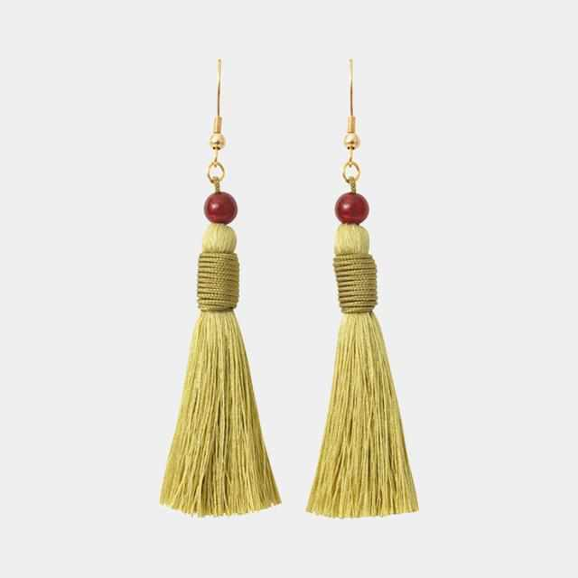 [Pet Supply] Cat'S Earrings Kurama | Kyoto Buddhist Beads