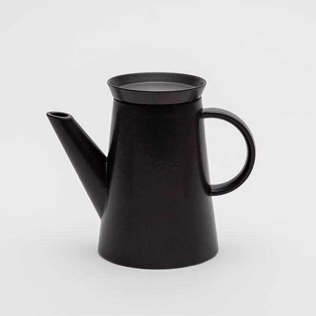 [Mug (Cup)] 2016/ BIG-GAME Coffee Pot (Black Mat) | Imari-Arita Wares