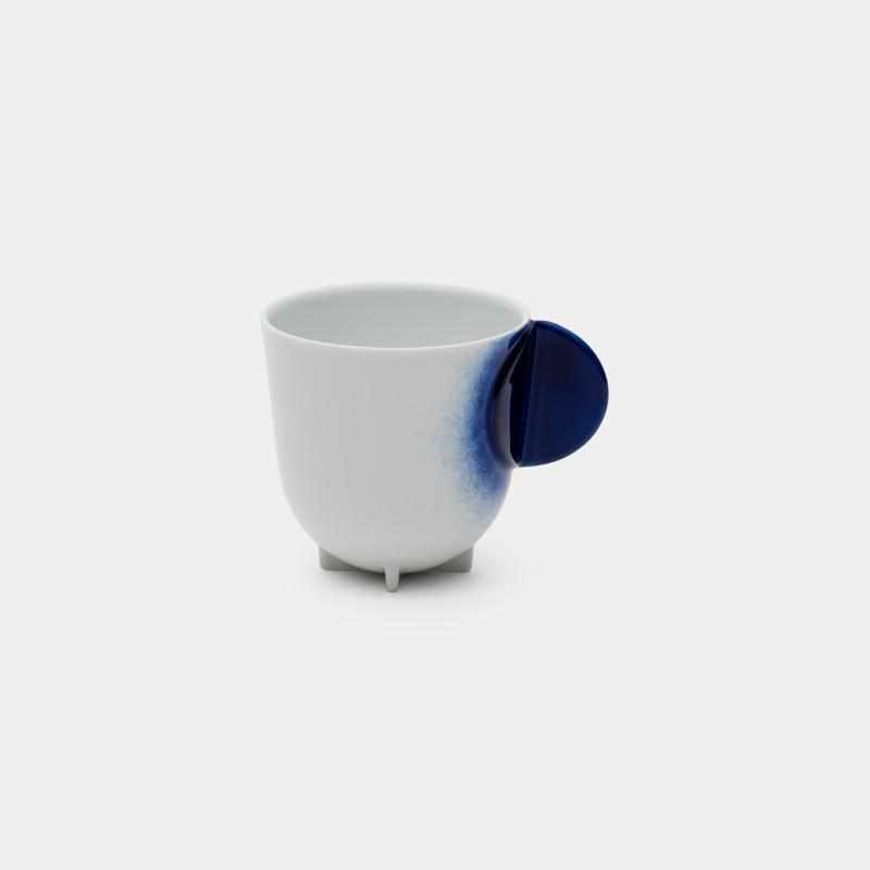 [Mug (Cup)] 2016/ Studio Wieki Somers Teacup (Spray) | Imari-Arita Wares