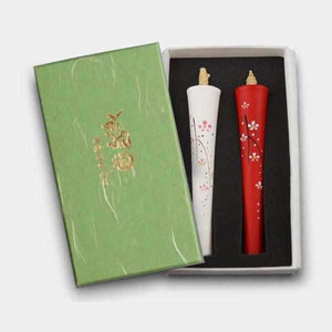 [Candle] Ikari Type 4 Momme Cherry Blossoms (A) | Japanese Candles