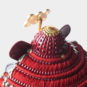[Sake Bottle Holder] Bottle Armor Mini Yukimura Sanada | Armor