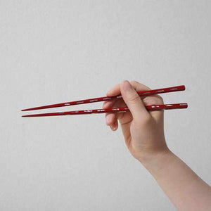[Chopsticks] Wakasa-Nuri Chopsticks Couple Chopsticks, Shell Incense Pair | Wakasa Lacquerware