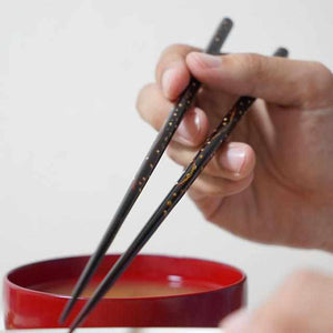 [Chopsticks] Reprint Of Ancient Wakasa Lacquer Thread | Wakasa Lacquerware