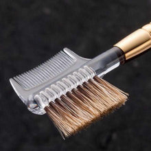 Load image into Gallery viewer, [Makeup Brush] Short Brush & Comb 11.8mm | Makeup Brush