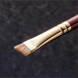 [Makeup Brush] Long Eyebrow Brush (Angle) 7.5mm | Makeup Brush