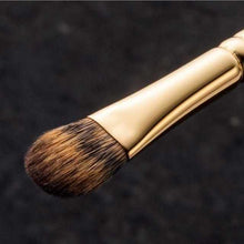 Load image into Gallery viewer, [Makeup Brush] Short Eye Shadow Brush (Maruhira) 16mm | Makeup Brush